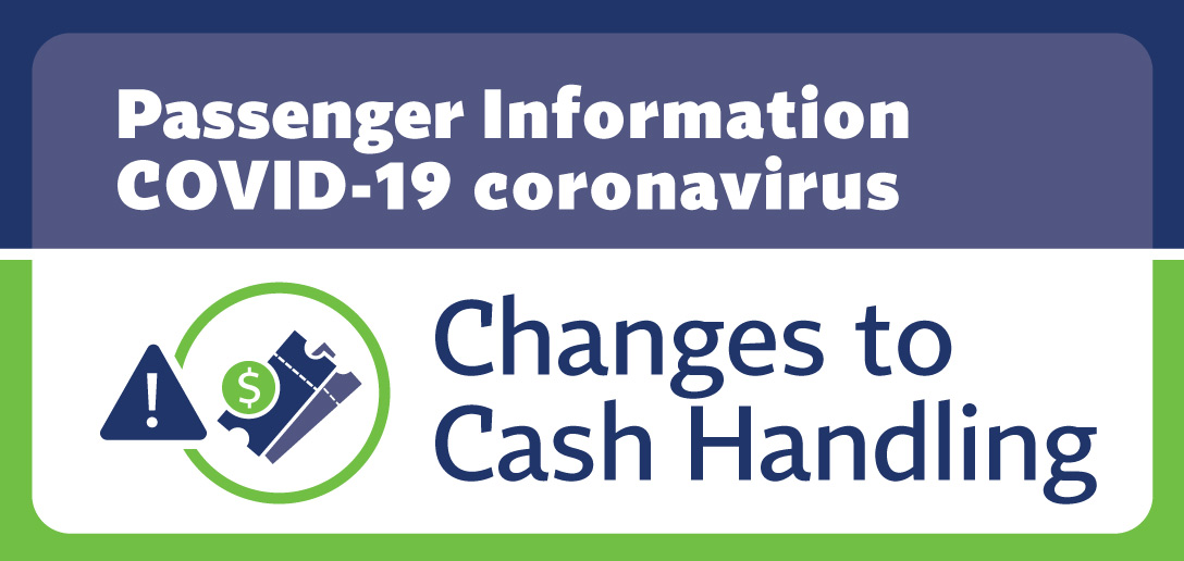 Changes to cash handling