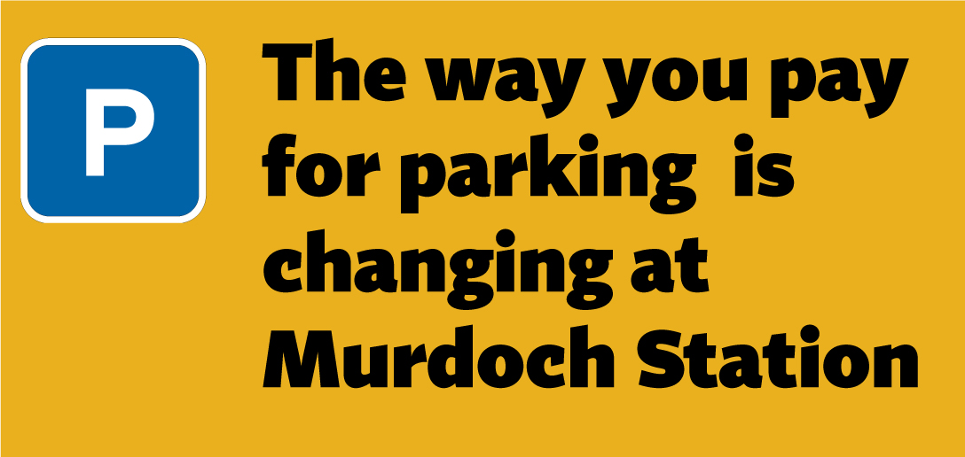 Paid parking changes