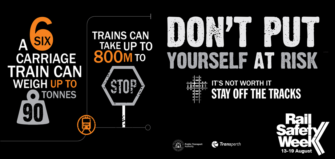 Rail Safety Week