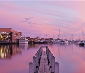 Hillarys Boat Harbour and AQWA